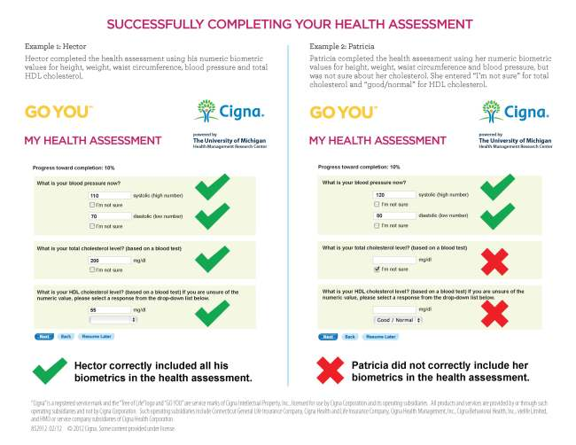 SuccessfullHealthAssessment