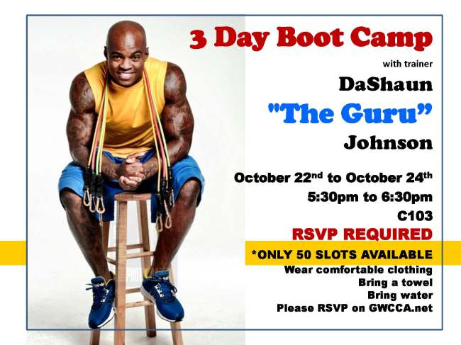 3 Day Boot Camp