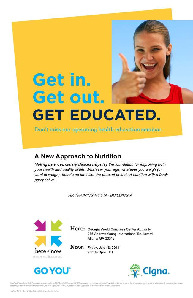 A New Approach to Nutrition