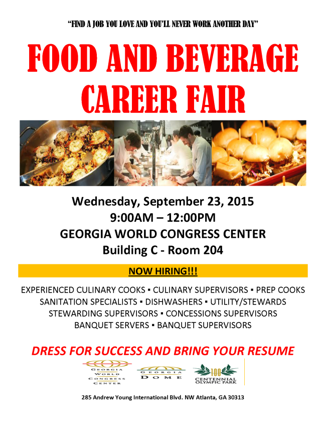 Career Fair Flyer 9-1-2015