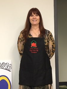 2016 Chili Cook Off Winner - Diane Kreiss