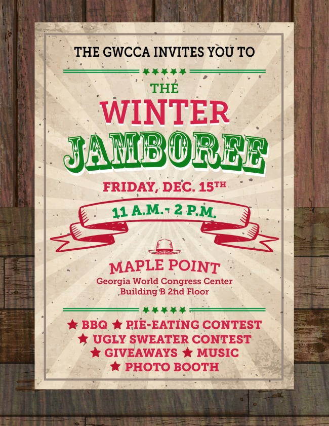 GWCCA Winter Jamboree